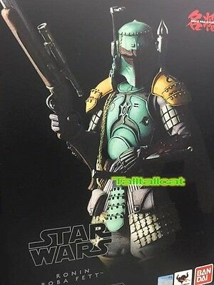 Bandai Movie Realization Star Wars ( RONIN BOBA FETT ) Figure Disney [In Stock]