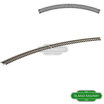 Hornby R609 Third Radius Double Curve Track Pieces Single OO Gauge 1:76 Scale
