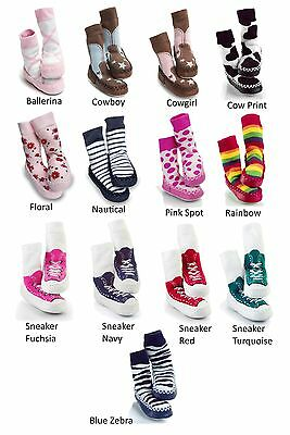 MOCC ONS Baby/Toddler Slipper Socks by Sock Ons - ALL DESIGNS & SIZES