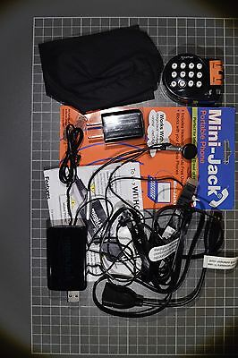 MagicJack VOIP phone adapter - LOT bundle of items