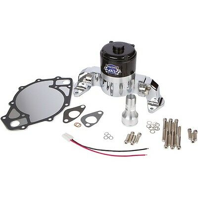 429 460 Ford Electric Water Pump Big Block Chrome Plated High Volume Flow BBF