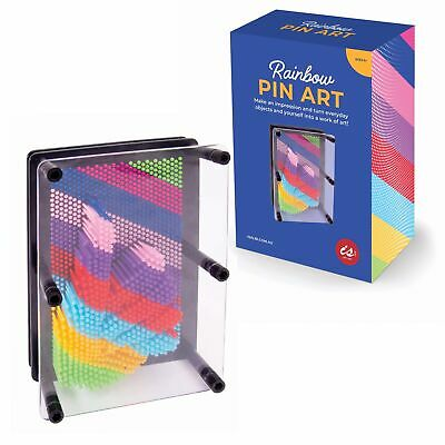 WHIZZ KIDS VIVID RAINBOW COLOUR FUN FLOOR RUG 80x120cm **FREE DELIVERY**