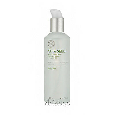[THE FACE SHOP] Chia Seed Watery Toner 145ml Rinishop