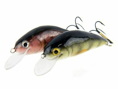 Microbait Bumblebee / 33mm 2,2g / floating topwater lure for orfe, chub