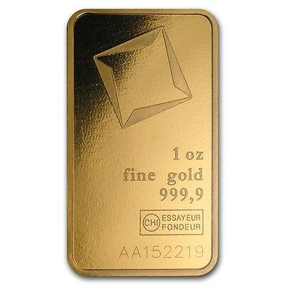 1 oz Gold Bar - Valcambi (In Assay) - eBay - SKU #88352