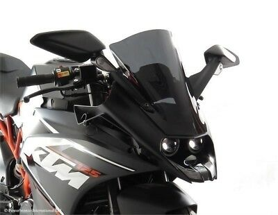 NEW KTM RC390  2015  Light Tint Double Bubble Screen by Powerbronze**RRP £59**