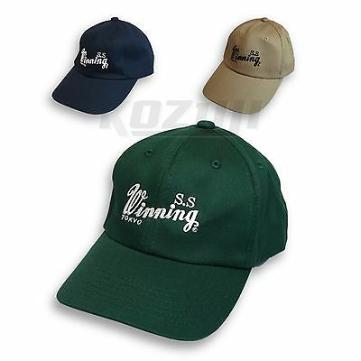 Winning Boxing F-23 Old Logo Cap, New from Japan