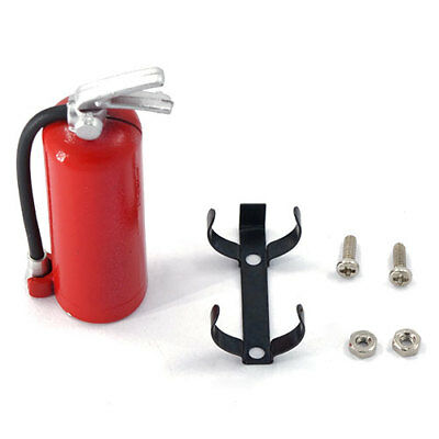 "Yeah Racing ""Fire Extinguisher"" With Brackets 1:10 RC YA-0352 may fit Axial Losi"