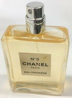 Chanel No 5 Eau Premiere Eau De Parfum 34oz 100ml New No Cap Read