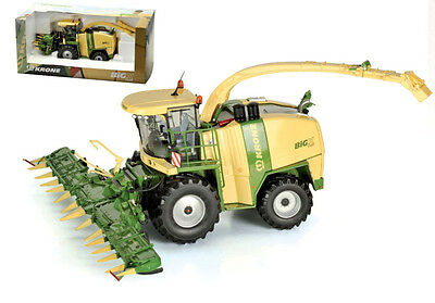ROS 601352 High Detailed KRONE BIG X1100 Forage Harvester Diecast Scale 1:32