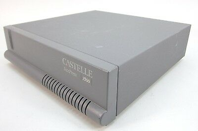 Castelle Faxpress 3500 4-Line Fax Server *Tested*