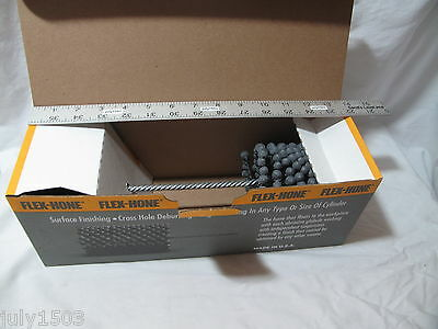 "3-1/2"" 240 grit Flexible Cylinder Hone Bore Diameter Ball Engine Flex Free Ship!"