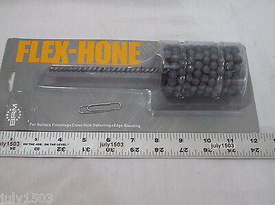 "2"" 240 grit Flexible Cylinder Hone Bore Diameter Ball Engine Flex Free Ship!!!!!"
