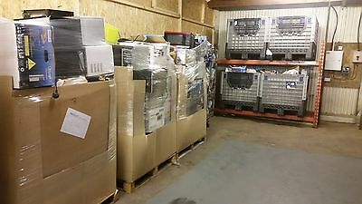 Mixed Irons Kettles Microwaves Wholesale Untested Product Bulk Returns - Prmix