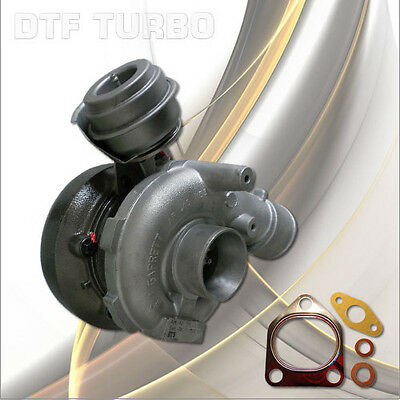 Turbolader BMW 525 d 120 kW 163 PS Opel Omega 2.5 DTI 110 kW 150 PS 710415