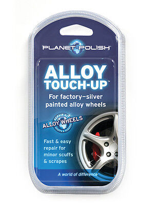 Alloy Wheel Touch Up Kit for Porsche 911 Boxster Cayenne Cayman Macan Panamera