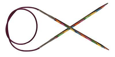 KnitPro Symfonie Wood Circular Knitting Needle 100cm - All Sizes Available