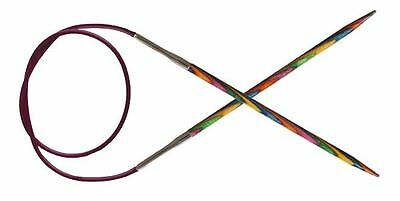 KnitPro Symfonie Wood Circular Knitting Needle 80cm - All Sizes Available