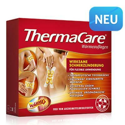 Thermacare Wärmepflaster flexible Anwendung 6 Stück PZN 11080829 ANGEBOT
