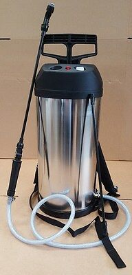 Solo 10 Litre Stainless Steel Sprayer for Hygiene, Disinfecting & Pest Control