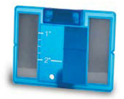 Topcon 3314020602 Blue Magnetic Scan Target for Green Beam Lasers
