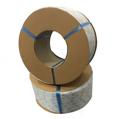 Polypropylene Strapping / Banding - 6mm Yellow Pallet Strapping - 4000m Roll