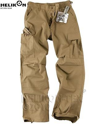 Helikon Tex Tactical US BDU Outdoor Hose Outdoor Army pants coyote XXLarge Long