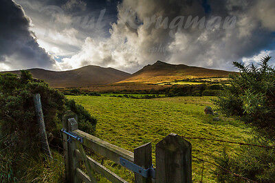 Mourne Mountains - Photo 8x12 Unframed Photography Fine Art Print Signed
