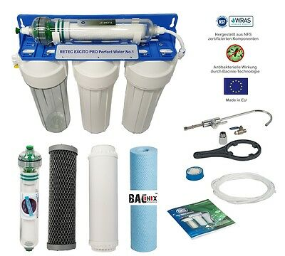 Excito Pro Perfect Water No1. Wasserfilter Kapillarmembrane Ultrafiltration
