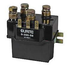 DURITE 0-335-58 12v Change Over Solenoid Winch Taillift