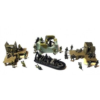 Hasbro micro machines military set - 1:72