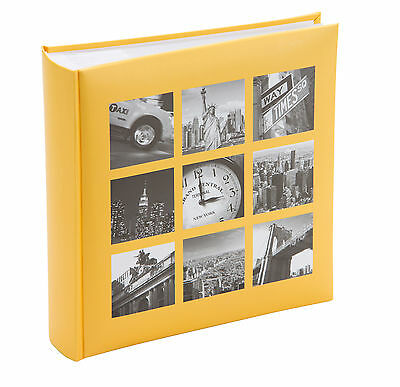 "Kenro City Series - New York Montage Memo Album for 6""x4"" Photographs"