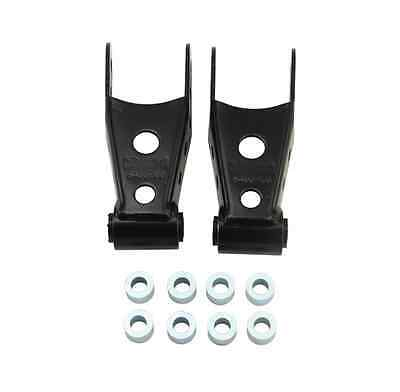"Belltech 6401 Rear Shackle Kit for Silverado 1500/Sierra 1500 with 2"" or 3"" Drop"