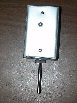 Brand New Minco AS120115 RTD Transmitter 4-20ma Temperature Sensor w/ Enclosure