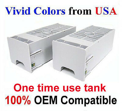 """Ink Waste Tank for use with  Epson 4900 4910  Maintenance tank /""""Non-Genuine/"""""""