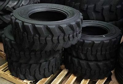 (1) 10-16.5 NHS, Skid Steer Tire- 10 Ply,  CAT/CASE/JDEERE/BOBCAT/MUSTANG