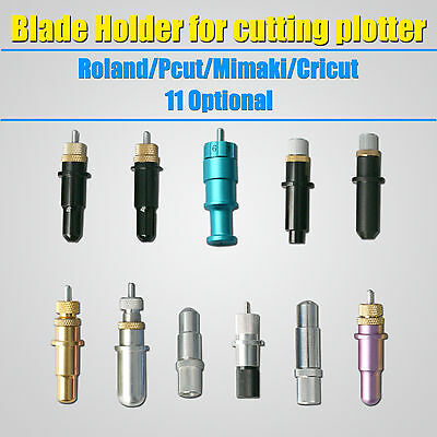 11 Optional Mimaki Roland Pcut Vinyl Cutter Cutting Plotter Blade Holder