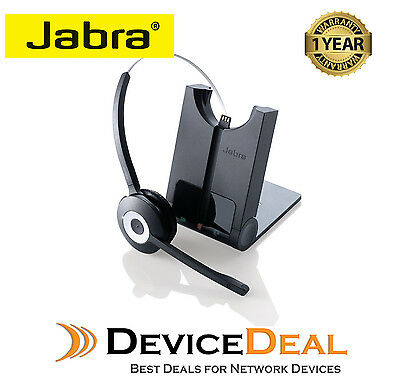 JABRA PRO 920 GN920 Wireless Headset Noise-cancelling Microphone AU Warranty