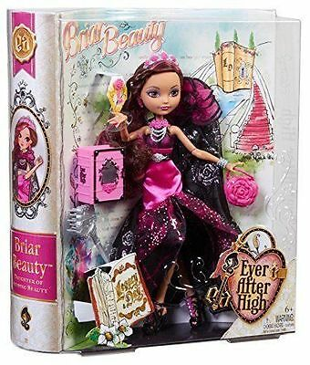 Ever After High Legacy Day Briar Beauty Doll with BOOK, BRUSH and BAG