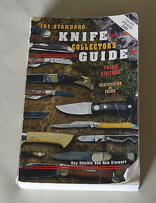 The Standard Knife Collector's Guide Third Edition