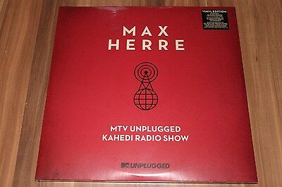Max Herre-MTV Unplugged Kahedi Radio Show (2013)(4xLP+MP3 Download)(Neu+OVP)