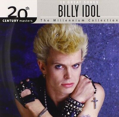 Billy Idol - Millennium Collection: 20th Century Masters [New CD]