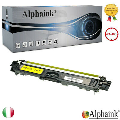Toner Giallo Per Brother Tn245 Hl3140 Hl3150 Dcp9020Cd Mfc9130Cw Mfc9140 Mfc9330