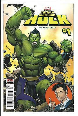 The Totally Awesome  Hulk # 1 (Feb 2016), Nm New