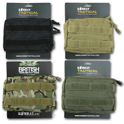 Mlce Horizontal Small Utility Pouch Molle Assault Vest Pouch Osprey