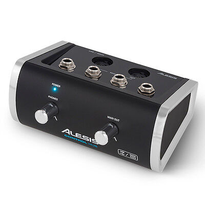 Alesis Control Hub Pro MIDI Interface for Studio or Live + USB Lead 2 Channel