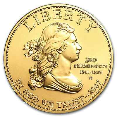 1/2 oz Gold First Spouse Coins - Random Year - Proof or Uncirculated -SKU #42641