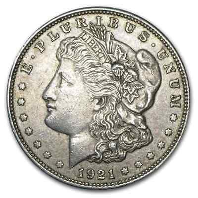 1921 P, D, or S Mint Silver Morgan Dollars VG-XF - SKU #160