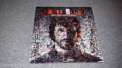 James Blunt All The Lost Souls Promotional  Albm Flat  RARE