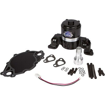 Ford 351C Electric Water Pump Small Block Black High Volume Flow Cleveland